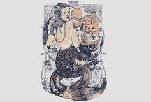 Mermaids / by Kara Findley