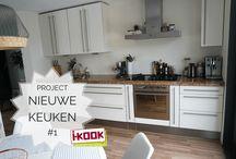 Project Nieuwe Keuken!
