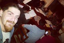 Instagram Qui a #disamorfati stiamo risolvendo casi di omicidio con #Sherlock! :D