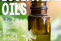 Essential Oils and Homemade products