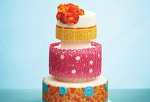 my wedding cake / by Cate Gooding