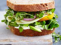 FOOD: Sandwich / by Sara Habein