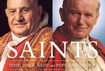 Saints John XXIII and John Paul II, April 27, 2014 / by Susan Cornecelli Smith