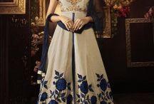 Catalog 1745 Anarkali Suits