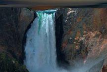 csodálatos vízesések
