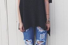 Fashion inspo / Inspirerande mode-bilder! <33