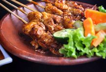 Indonesian Food / Indonesian food photography