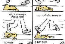 Cães e Gatos~