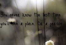 Words of inspiration... ✌ / by Kayla Barnett
