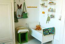 habitación para niña de 2años
