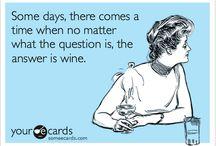Wine / Wine Humor