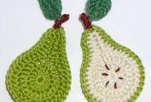 Apliques de crochet