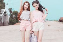 Korean girls / Friendship