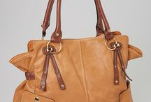 Bags, purses, totes, and more bags  / by Marni Havener