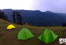 Nag Tibba Trek Photos / One of the finest weekend treks, Nag Tibba Trek features scenic camping locations and enticing trails... Read more: www.gio.in/trek-to-nagtibba