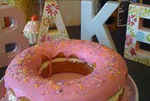 Donut Grow Up Birthday Party
