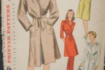 Sewin - Simplicity patterns - Vintage and New