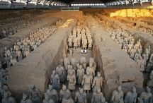 Xi'an Group Tours / Experience the historic relics in Xi'an 2015 / 2016, from the restored city wall to the majesty of the Terra Cotta Army.