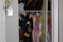 dress up clothes organization