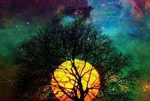 The crystal moon