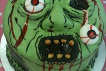 zombie cakes / by amy lingerfelt