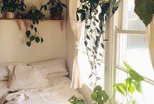 Yesilli yatak odalar