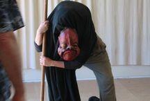 Commedia Dell'Arte and Mask