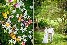 Flowers Flowers Flowers / Wonderful flowers for weddings in Maui!! / by Caprice Nicole Photography