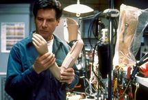 Prosthesis in movies