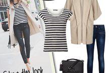 Shop The Look / Laat je inspireren door anderen! Regelmatig posten wij looks en de bijpassende kleding. We love to inpsire!