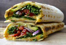 wraps n sandwiches