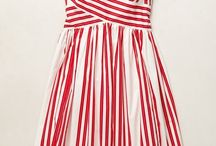 I luv stripes!