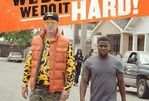Get Hard / When millionaire hedge fund manager James (Will Ferrell) is nailed for fraud and bound for a stretch in San Quentin, the judge gives him 30 days to get his affairs in order. Desperate, he turns to Darnell (Kevin Hart) to prep him for a life behind bars. But despite James' one-percenter assumptions, Darnell is a hard-working small business owner who has never received a parking ticket, let alone been to prison.