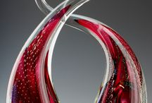 John McDonald Art Glass