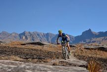 Mountain Biking in the Mountains / Goodersons Drakensnberg Gardens Golf & Spa Resort have extended their MTB Trail. Looking for an exciting to test of your fitness this is the place to be!