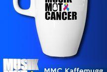 Musik Mot Cancer / Webshop för föreningen Musik Mot Cancer / Mugg