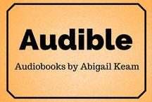 AUDIBLE: Audiobooks by Abigail Keam / Like audiobooks? Here's what I have available at Audible by Amazon