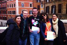 ICE 2013 / Incontro Culturale Erasmus - Roma - dal 15 al 17 Novembre 2013