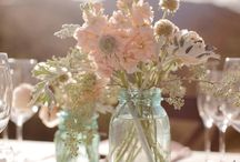 Kwiaty stol
