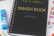 Scrapbook/Smash book