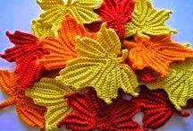 **hojas