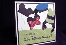 Disney - Card Ideas