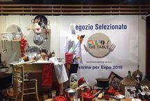 """""""UNA VETRINA PER EXPO 2015"""""""