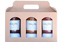 Our Products / All the 'Chups flavors and products!