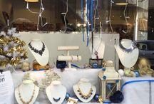 Vitrine perles en folie / Ventes de perles au détail, Créations et réparations de tous vos bijoux fantaisies, ateliers créatifs, customisation de vos objets décoratifs
