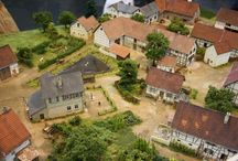 minyatür köy