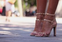 Best foot forward / Shoes, shoes and more shoes