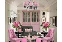 LADY'S LOUNGE / Rooms that cater to your inner DIVA! #whynot #yourpowerhouse