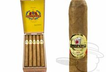 Cigars // Baccarat / Click through to our site for even more options on shapes and wrappers.