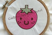 Embroidery Stitch Art / Embroidery, Cross Stitch, Sewing Patterns and Design. Please drop an email to join pinning on this board craftworklover@gmail.com